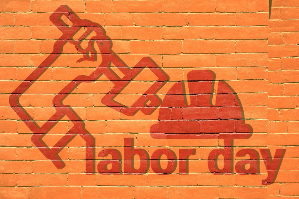 Labor Day Worker
