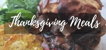 Night Owl Vegan Thanksgiving Meal 2020